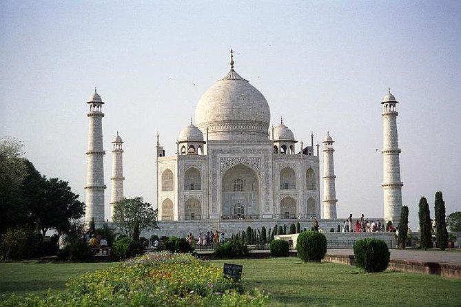 Taj Mahal Private Day Trip