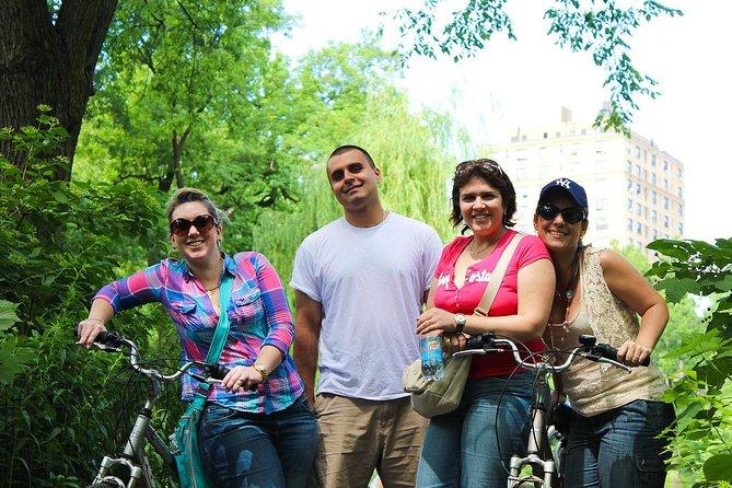 2-uur durende kleine groep Central Park fietstour