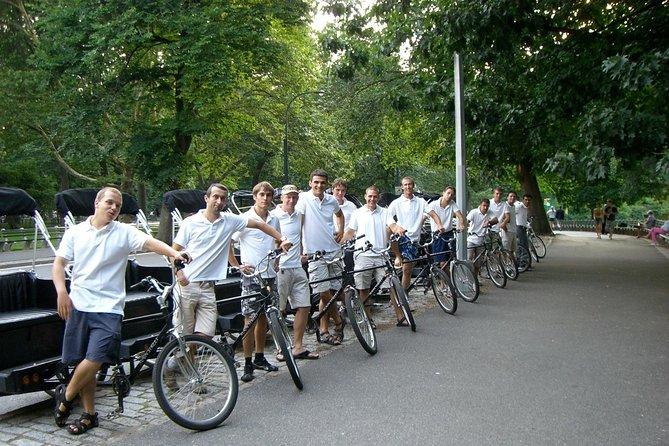 Visite privée du Pedicab de Central Park