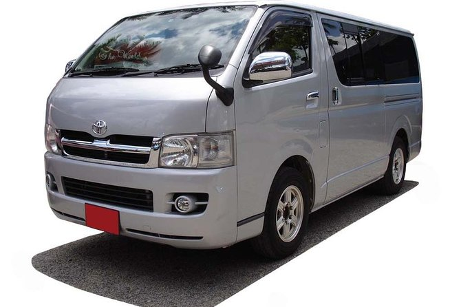 Private transfer from Nuwara Eliya to Yala by an Air conditioned Minivan