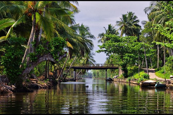 Private Tour: Negombo and Surrounding Area Attractions by Boat