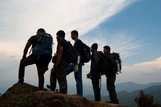 Private Hiking tour to Kirigalpoththa Mountain via Horton Plains