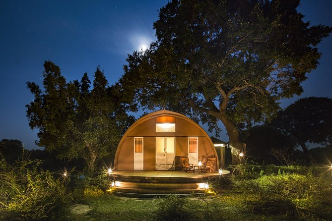 2 Nights Luxury Wild Experience in Leopard Nest with return transfers