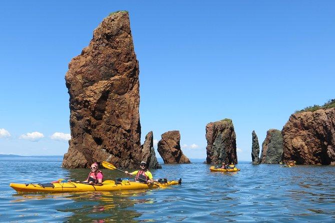 Three Sisters Sea Kayaking Day Tour