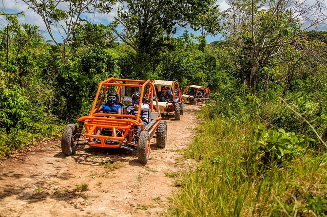 Flintstones Buggy Adventure from Punta Cana