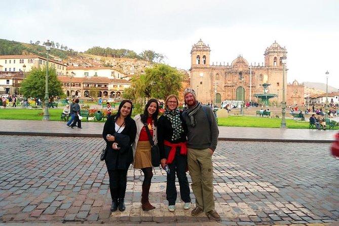 Tour a pie privado por Cuzco: Museo Inca, Qorikancha y Mercado de San Pedro