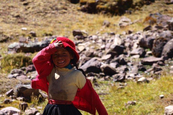 4-daagse Lares-tocht naar Machu Picchu