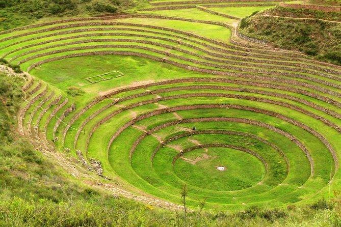 Maras, Moray and Chinchero Private Day Trip from Cusco