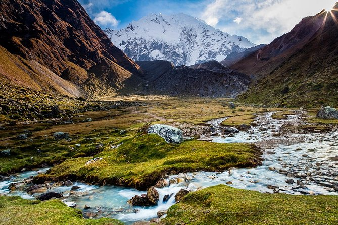 5-daagse all-inclusive Salkantay-tocht naar Machu Picchu