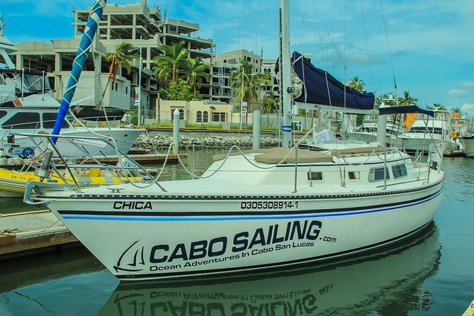 Private 30 Feet Sailing Experience in Los Cabos