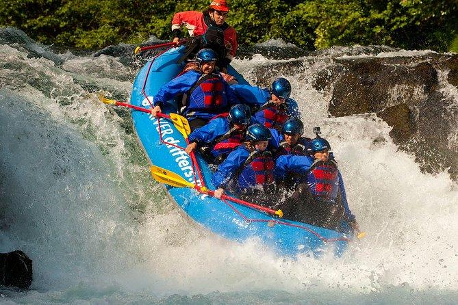 Husum Falls on the White Salmon River