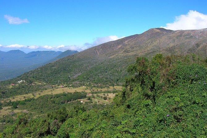 Shore Excursion from Acajutla Cerro Verde National Park