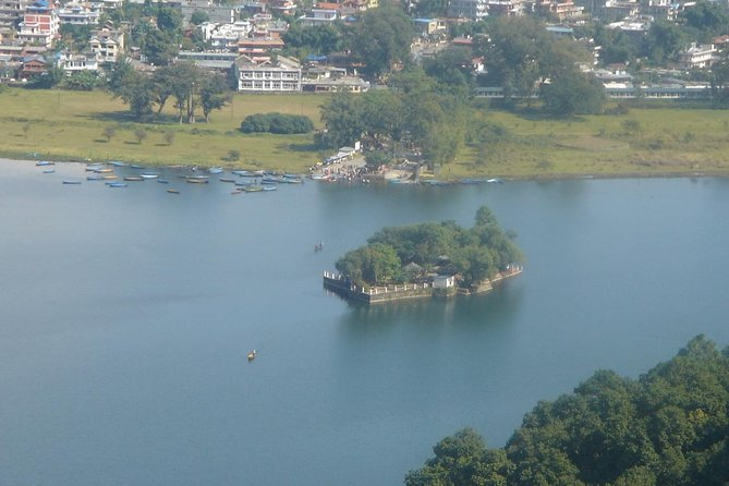 Small-Group 4-Hour Tour to the World Peace Pagoda from Pokhara