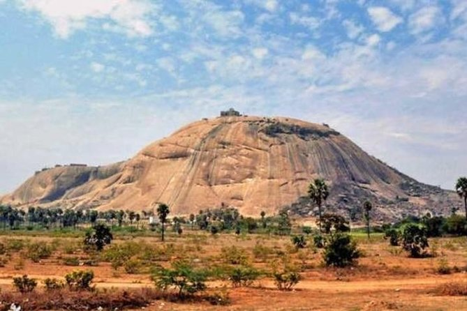 Day Tour to Monolithic rock fort at Bhongir, Yadadri & Kolanupaka