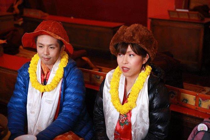 Full Day Buddhist Traditional Wedding Ceremony in Nepal