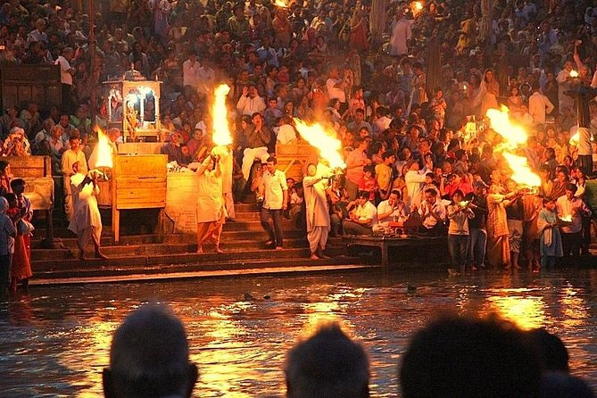 2 Days Private Tour of Har-ki-pauri Haridwar and Rishikesh from New Delhi