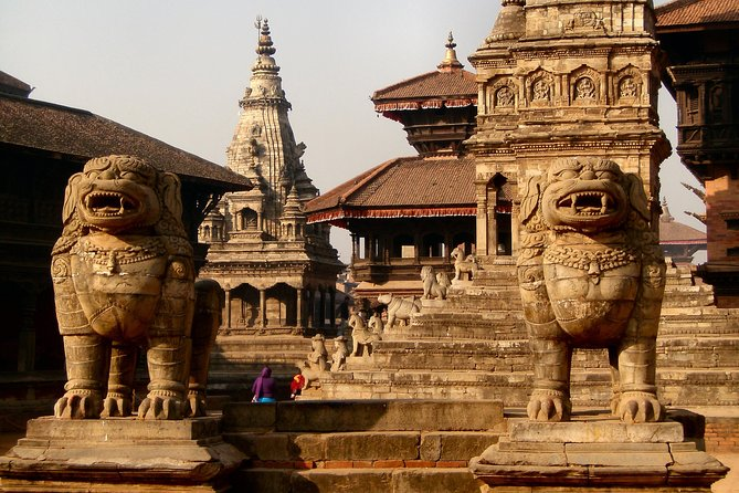 Private Day Trip to Bhaktapur City and Changu Narayan Temple