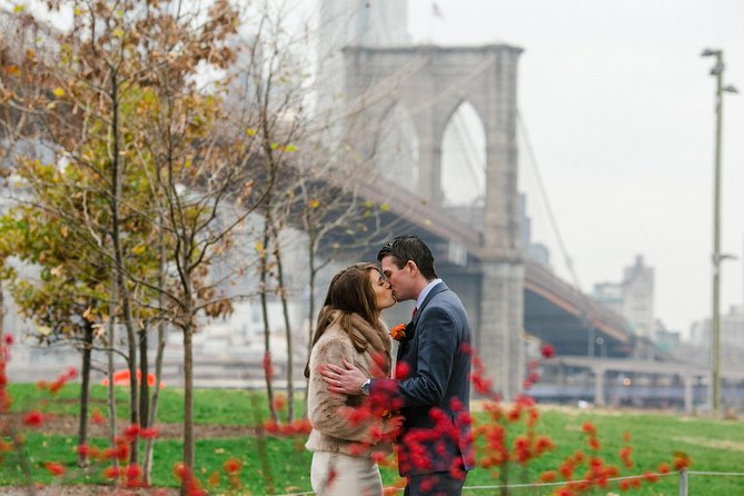 Styled Photoshoot in DUMBO and Brooklyn Bridge Park in New York City