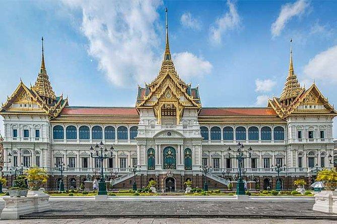 Bangkok's Royal Realms of the Chakri Dynasty - Grand Palace