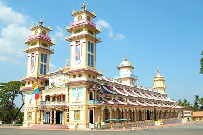 Day Tour of Tay Ninh and Cu Chi Tunnels from Ho Chi Minh City