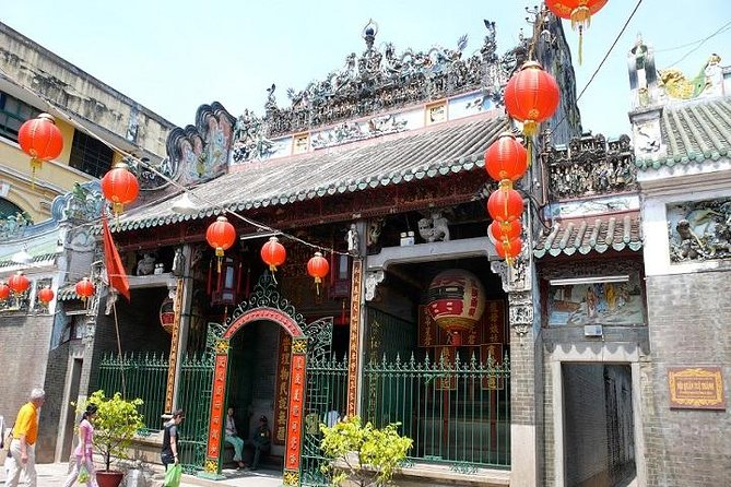 Half Day Cho Lon Tour in Ho Chi Minh City