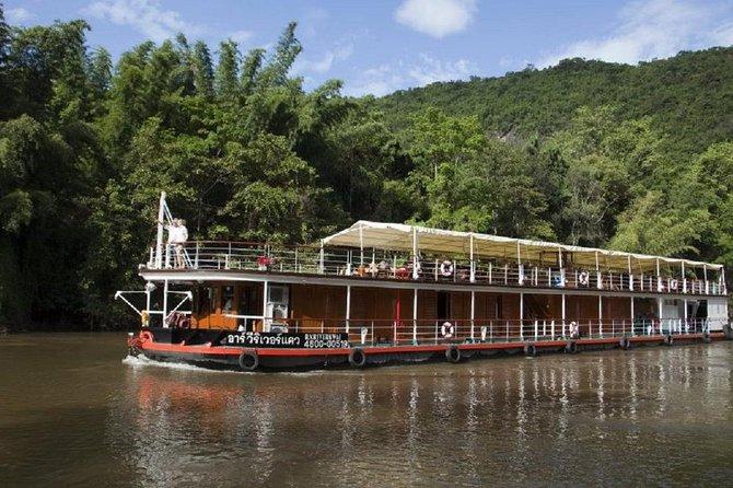 4-tägige River Kwai Bootstour