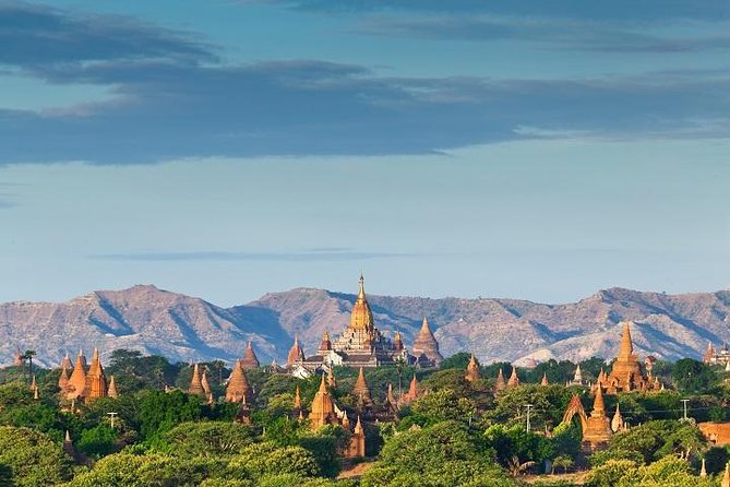 The Otherworldly Side of Bagan