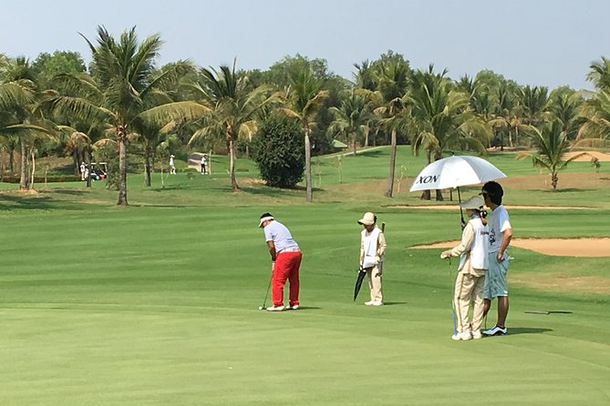 Half Day Golfing in Siem Reap