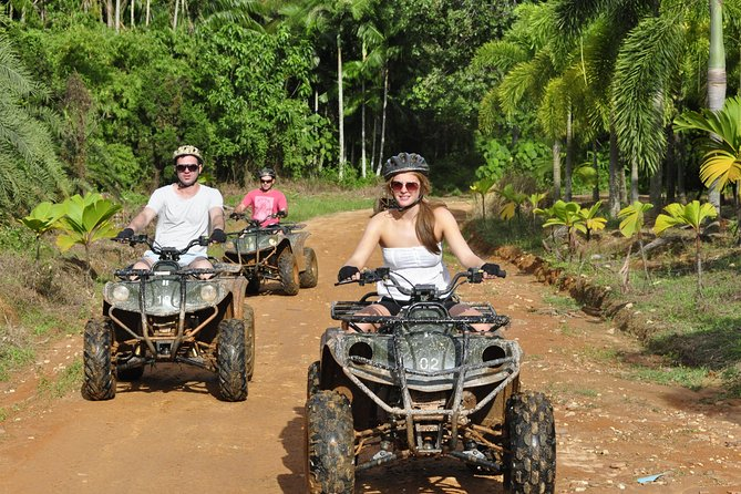 ATV-ing through Rugged Phuket