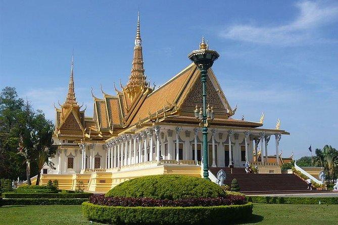 Excursion privée d'une journée à Phnom Penh
