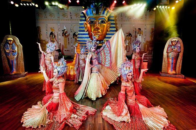 Evening Simon Cabaret Show in Phuket