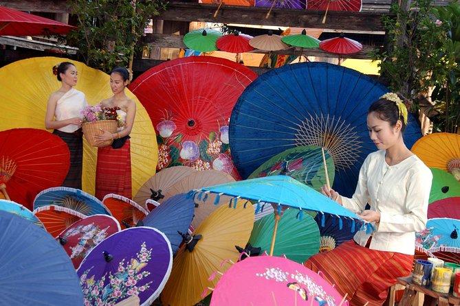 Following Chiang Mai's Handicraft Trail