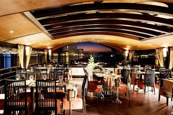 Dinner cruise on board the Apsara