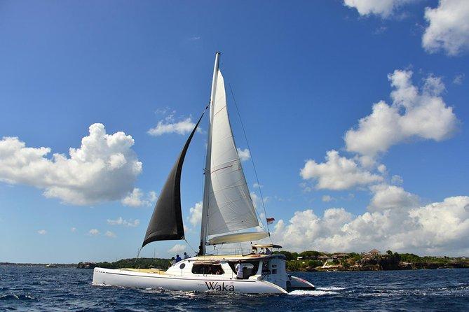 Nusa Lembongan aboard the WAKA