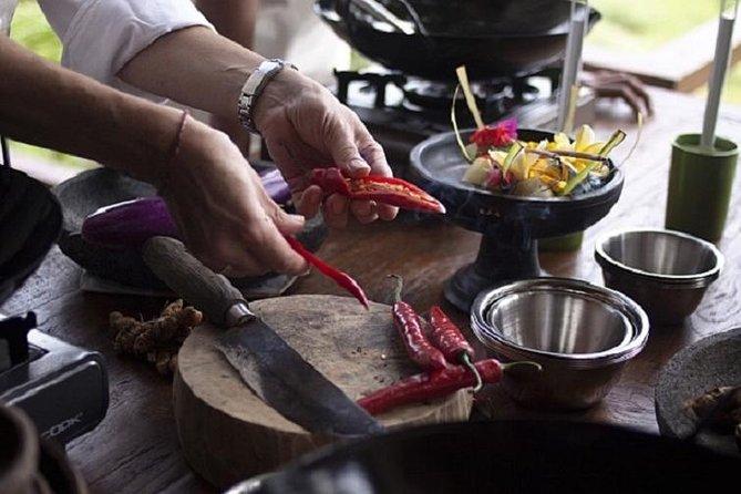 Cours de cuisine au restaurant Bali Asli