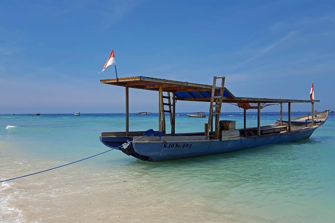 Private Full-Day Gili Nanggu Tour from Lombok