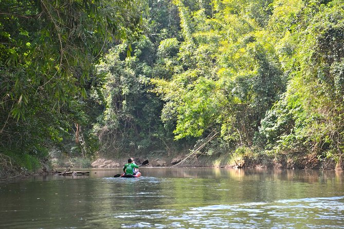 Full Day The Lost Zone Amazon and Old Town including Lunch from Khao Lak