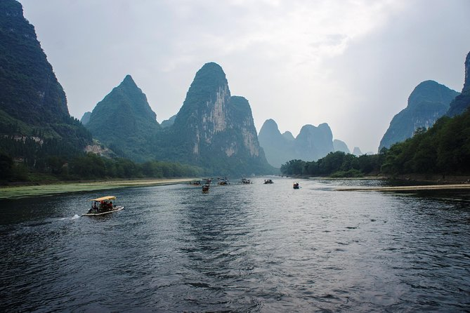 The Magical Li River and Yangshuo