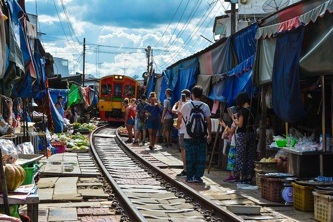 Weekend Escape to Samut Songkram