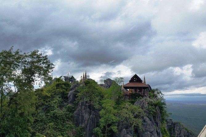 Full Day Undiscovered Chae Son and Wat Phar Phu Daeng