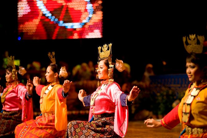 Kota Kinabalu by Night and Cultural Dance Show