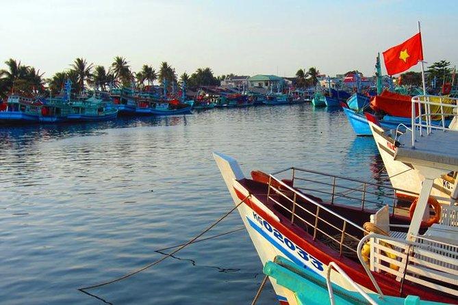 Phu Quoc Sunset and Night Squid Fishing