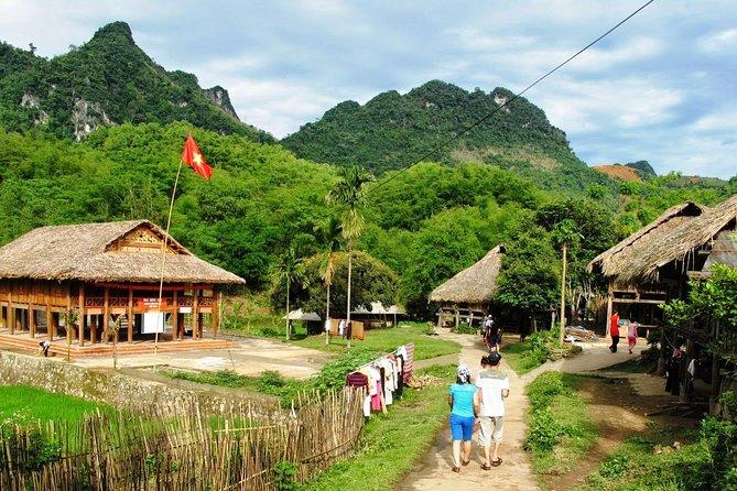 Private Tour: Day Tour of Mai Chau from Hanoi