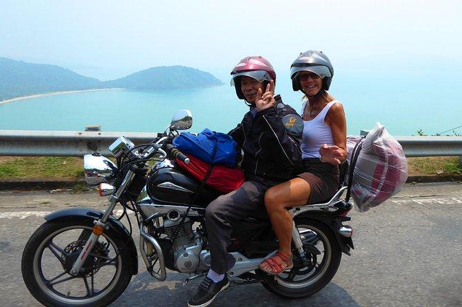 Easy Rider DMZ Vinh Moc Tunneltour 1 dag vanuit Hue City