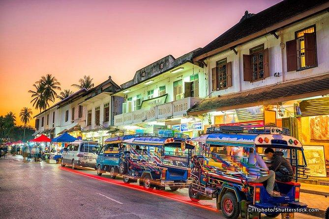 3-day Highlights of Luang Prabang, Laos