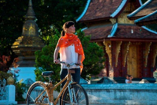 Luang Prabang Street Food and Biking Tour
