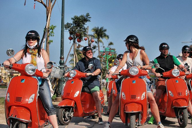 Real Hoi An Countryside Adventure with Scooter - Full day tour