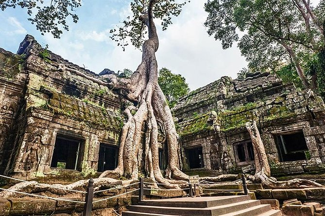 Full day tour in Angkor, Siem Reap: Small Circuit and Grand Circuit