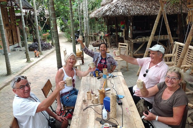 Hoi An Bamboo Workshop with Free souvenir