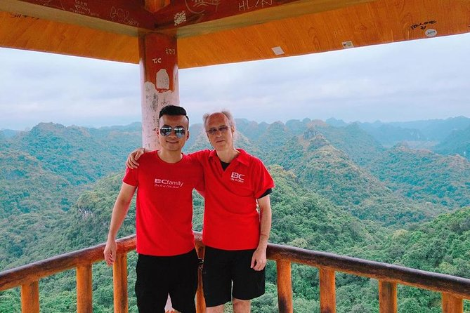 3-day Relaxing in Cat Ba Island - Visiting Monkey Island & Cat Ba National Park